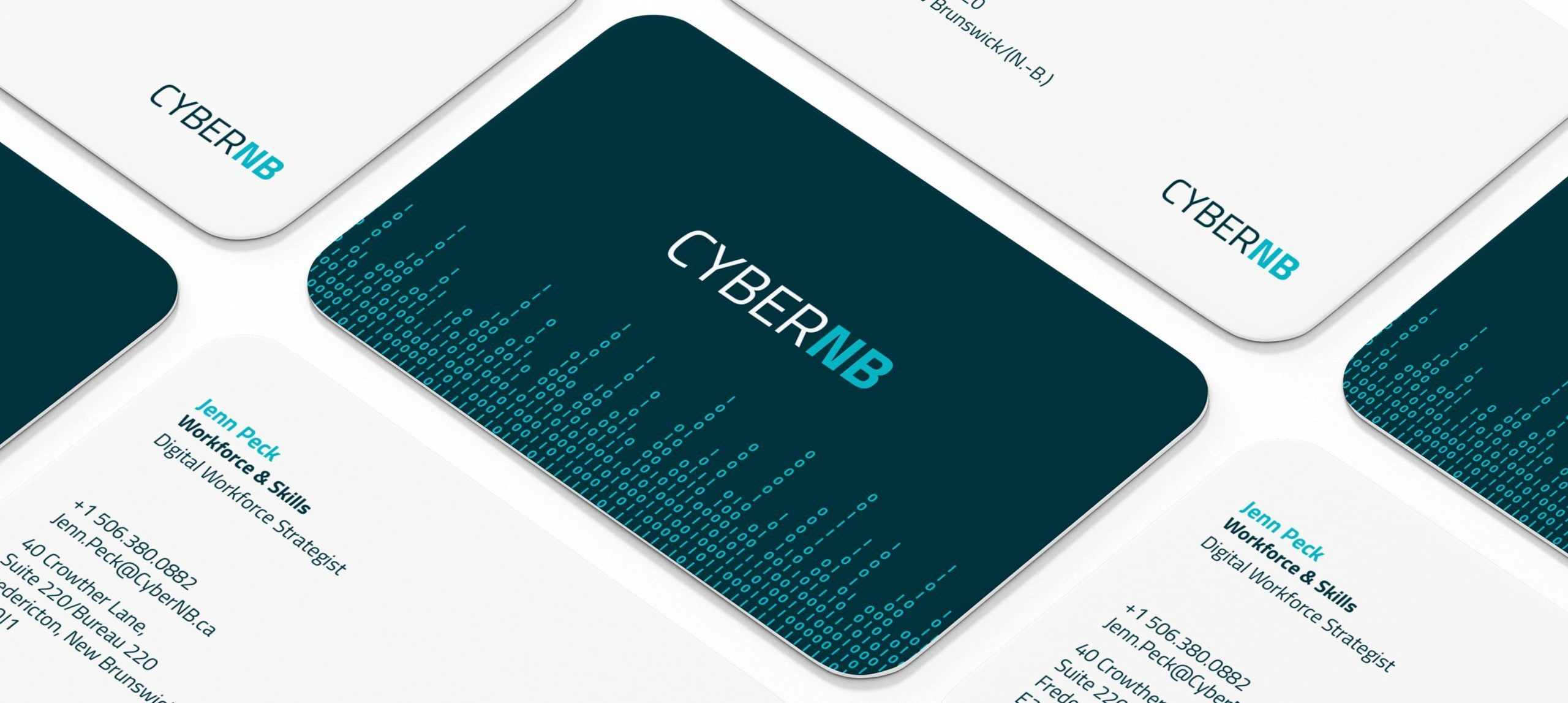 CyberNB Business Cards