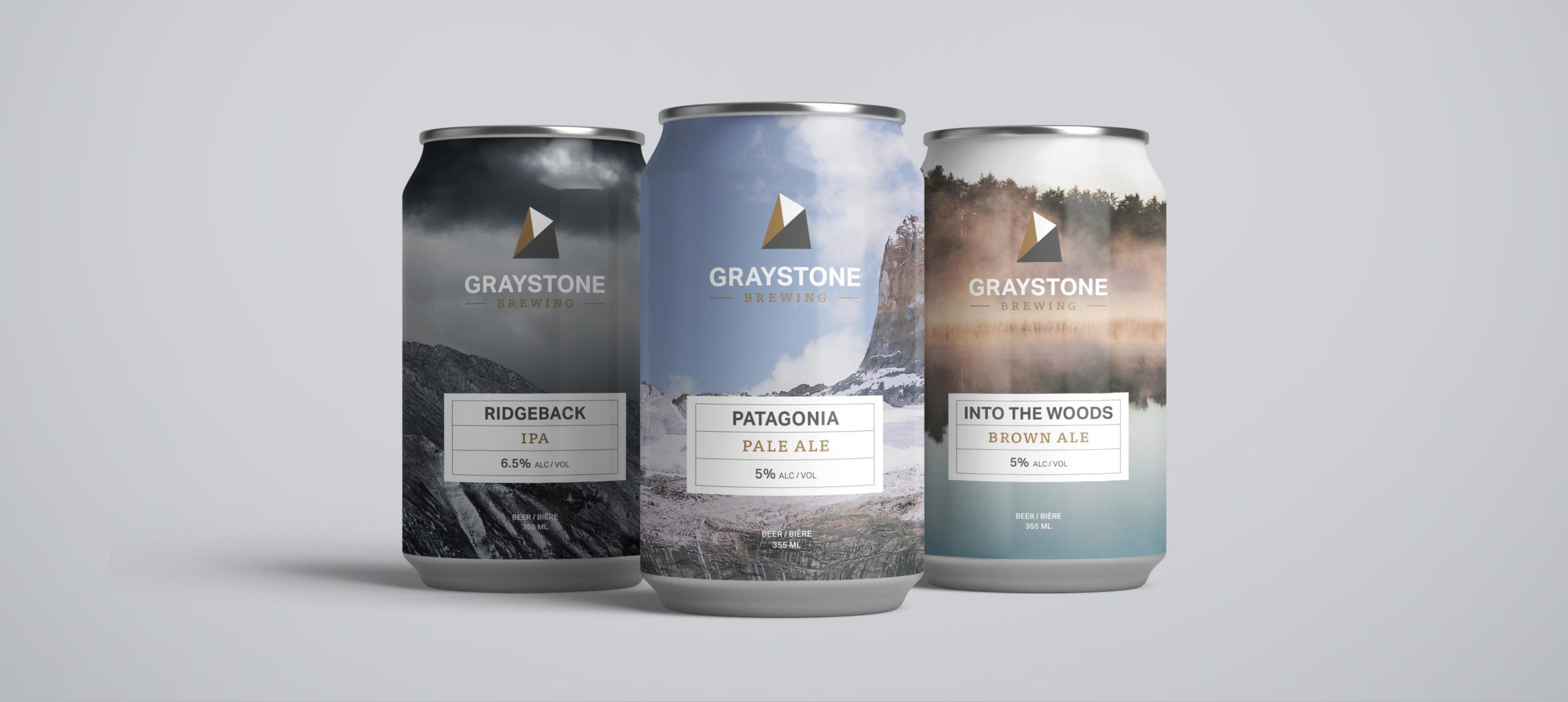 Graystone Cans