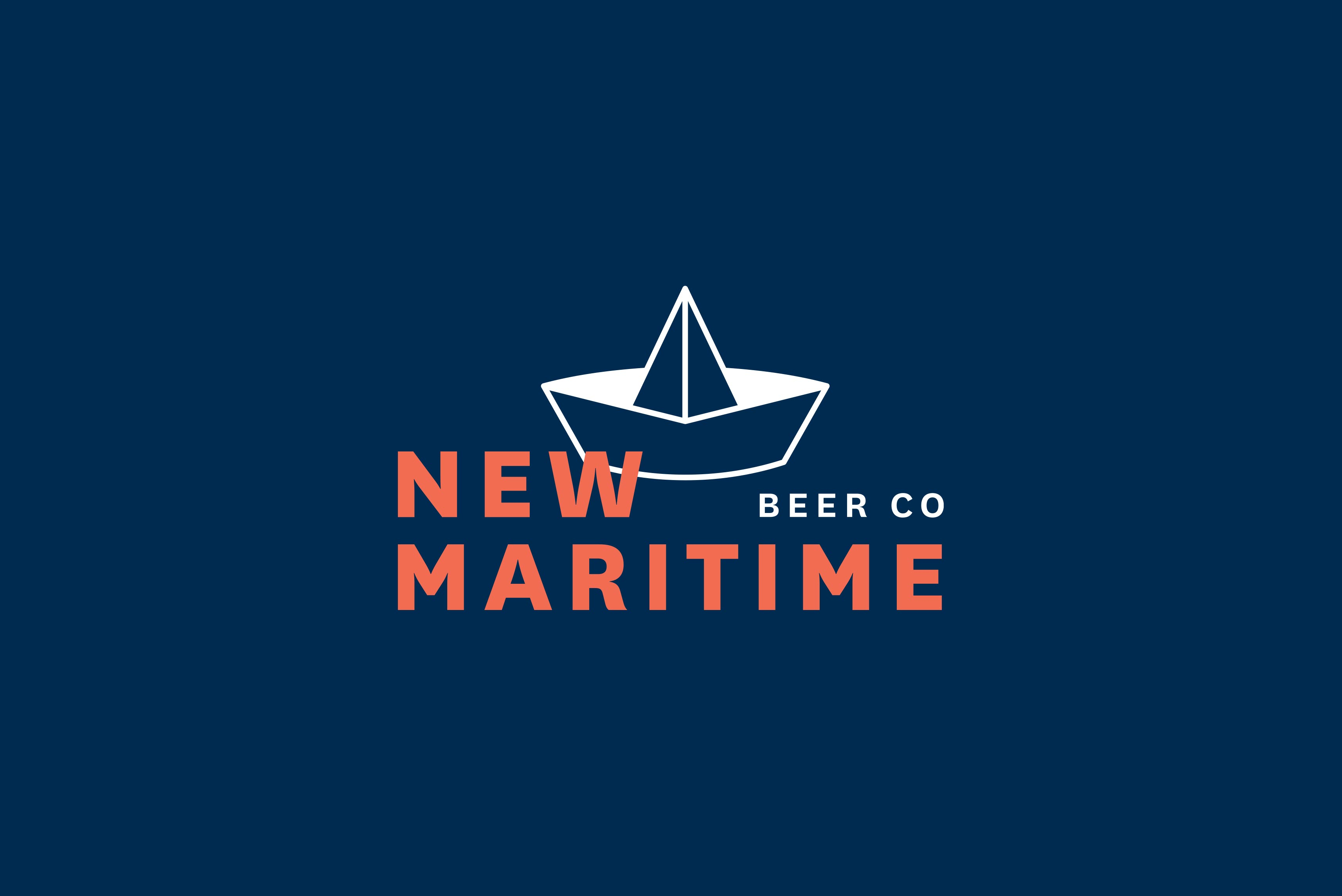 New Maritime Logo