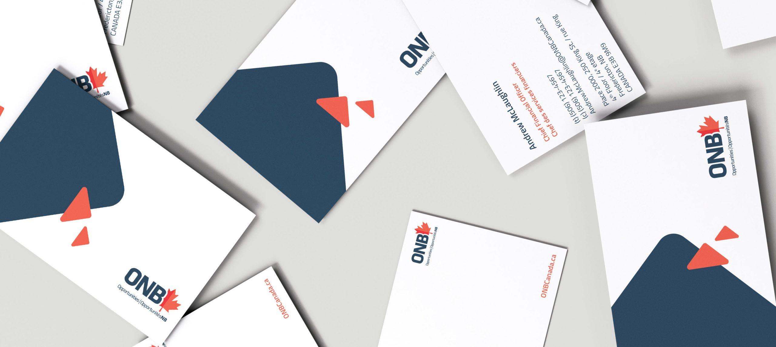 Opportunities New Brunswick Business Card