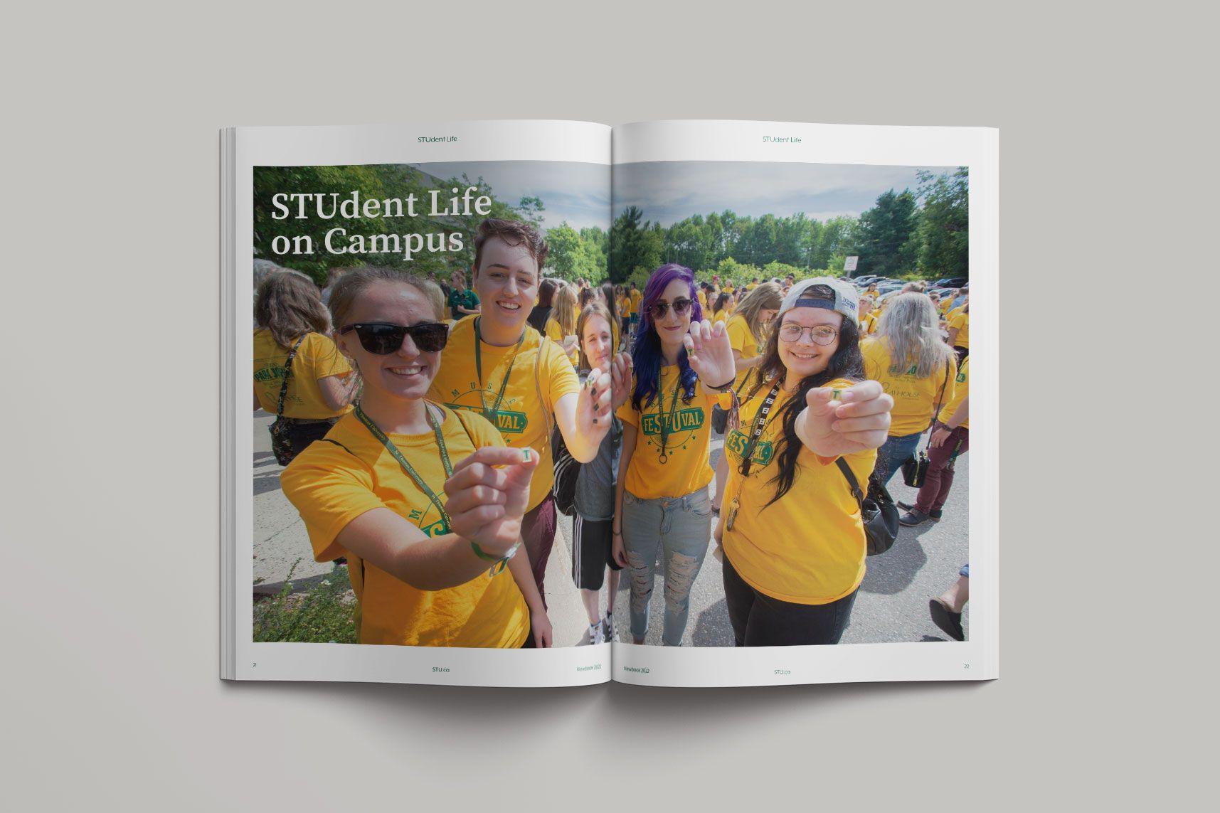 St. Thomas University View Book