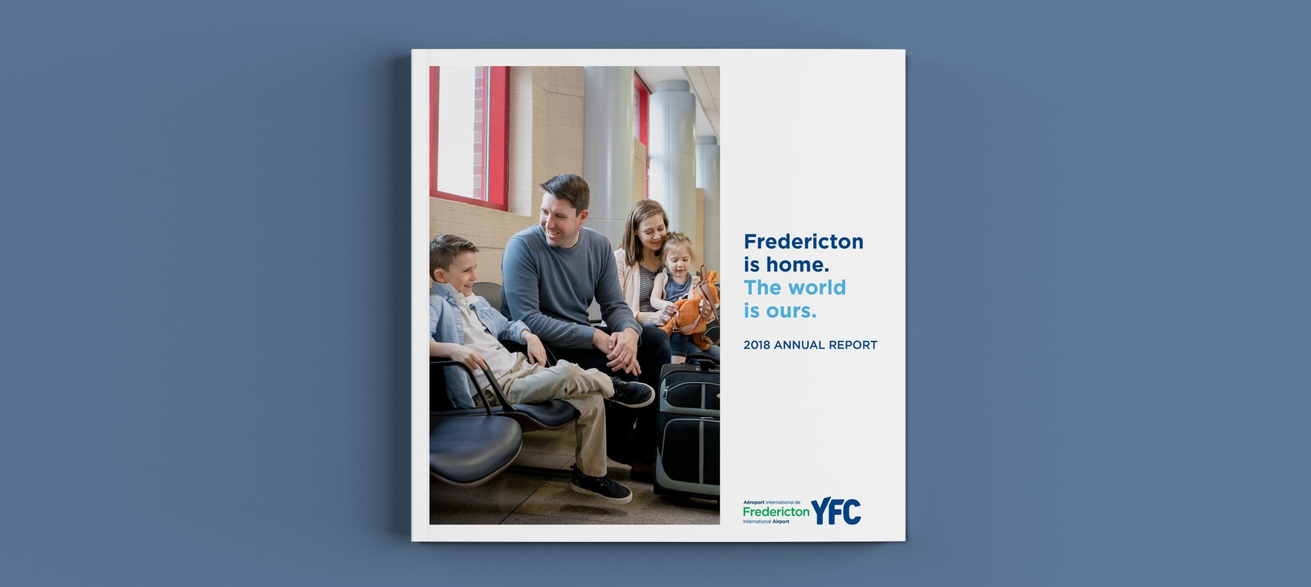 YFC Fredericton Airport Booklet