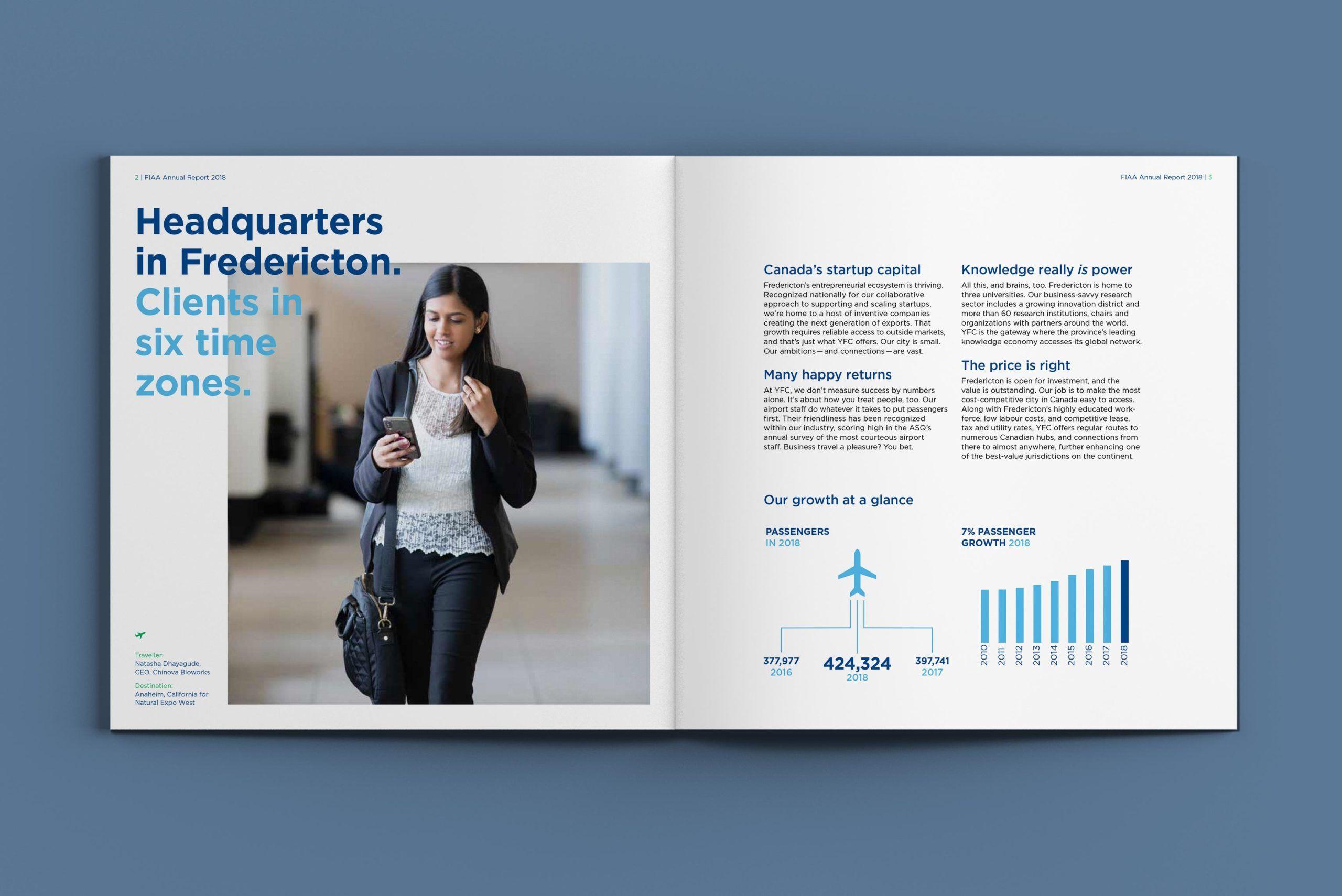 YFC annual report